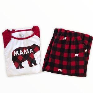 CHILDREN'S PLACE | Matching Family Bear Pyjamas